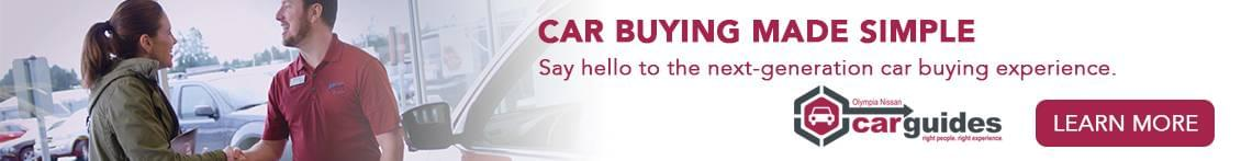 Car Guides Interior Website Banner-nissan