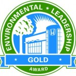 Perfection Honda Wins the Gold for Going Green