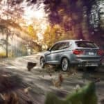 Next-Generation BMW X3