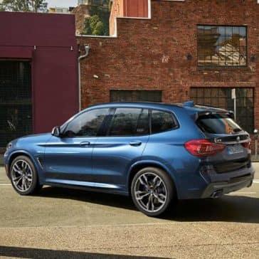 2018 BMW X3 M40i truck