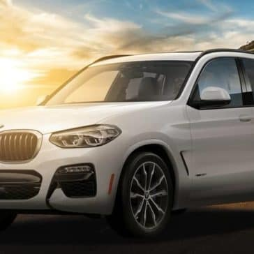 2018 BMW X3 Crossover
