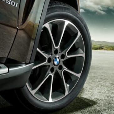 19in wheels on 2018 BMW X5