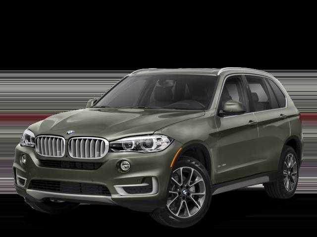 2018 BMW X5 Hero Image
