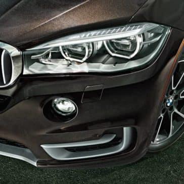 2018 BMW X5 led headlights