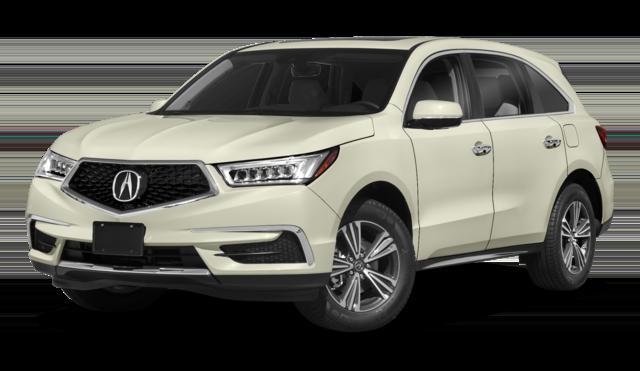 2018 Acura MDX FWD