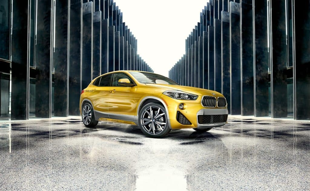 LEASE A 2018 BMW X2 xDRIVE28i
