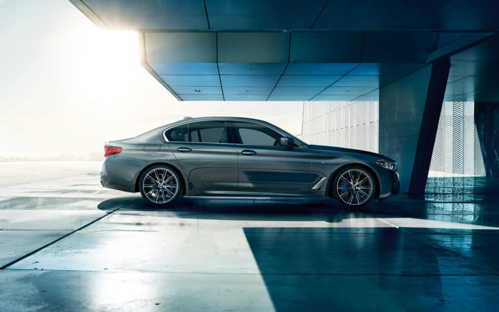 LEASE A 2018 BMW 530i xDRIVE SEDAN