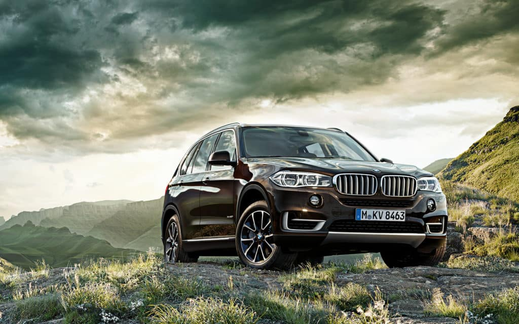 LEASE A 2018 BMW X5 xDRIVE35i