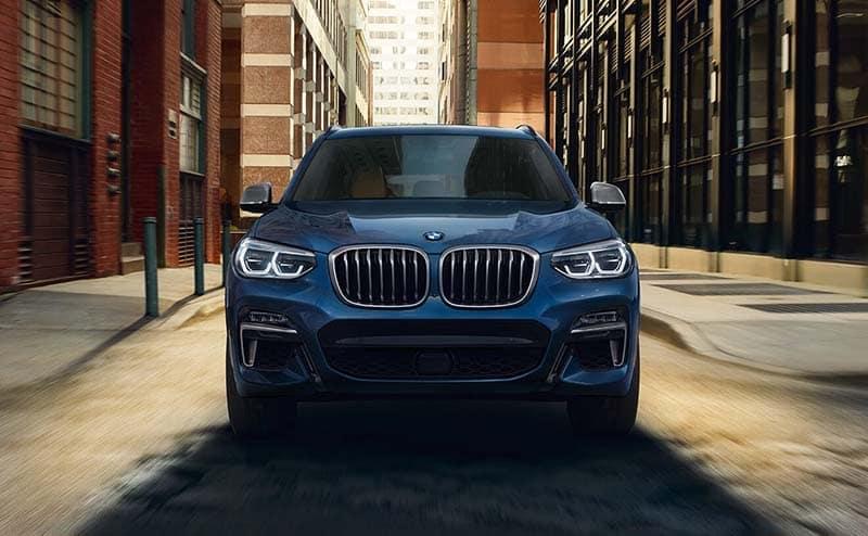 2019 BMW X3 Grill