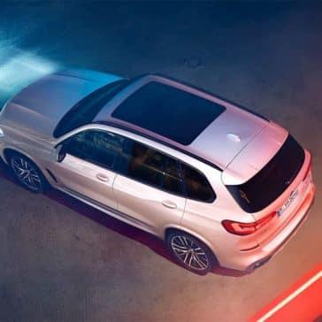 2019 BMW X5 Top