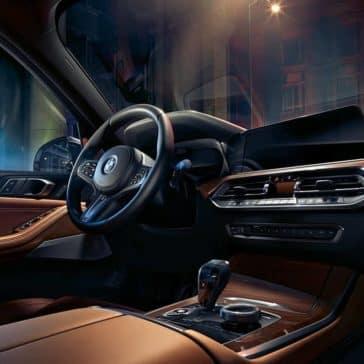 2019 BMW X5 Dash