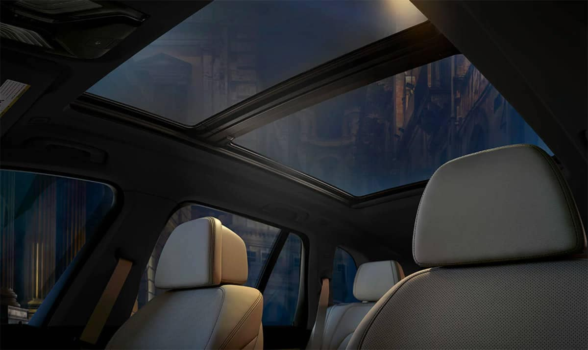 2019 BMW X5 Moonroof