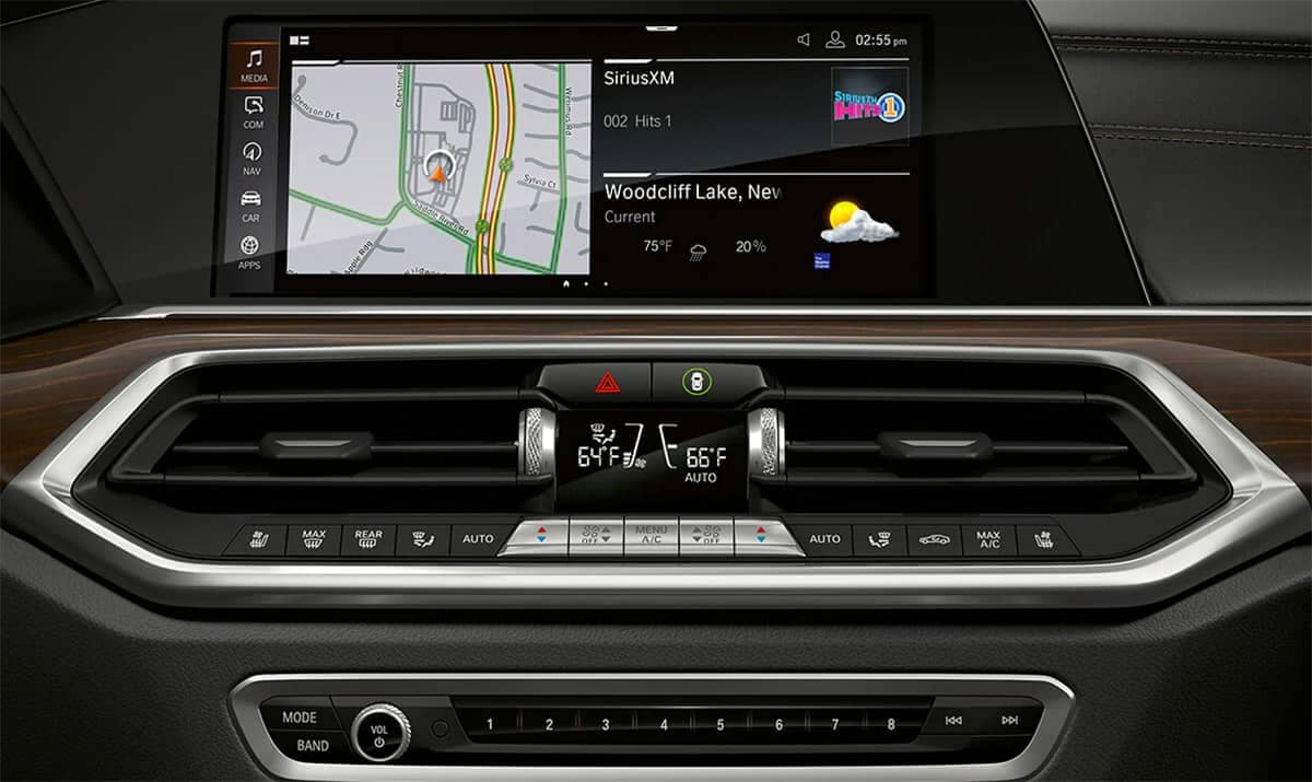 2019 BMW X5 Touchscreen