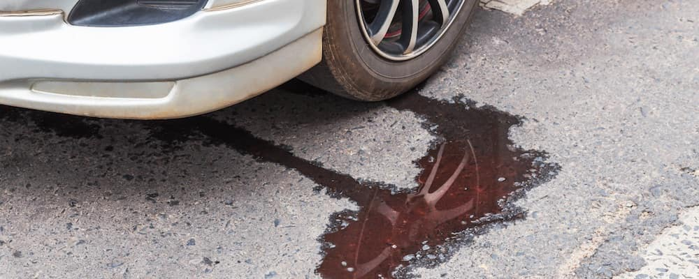 Why Is My Car Leaking Water? | Perillo BMW Service Center