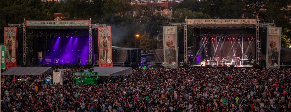 Riot Fest Chicago 2018