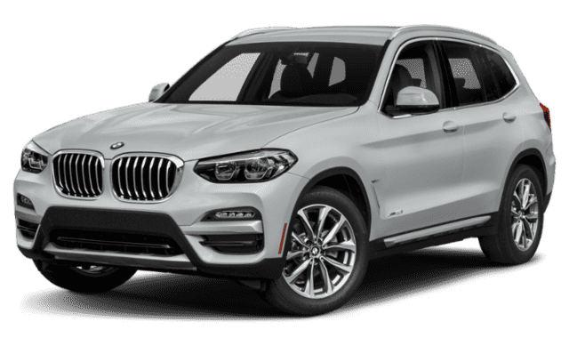 2019 BMW X3 Comparison Image