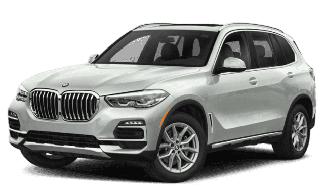 2019 BMW X5 Comparison Image