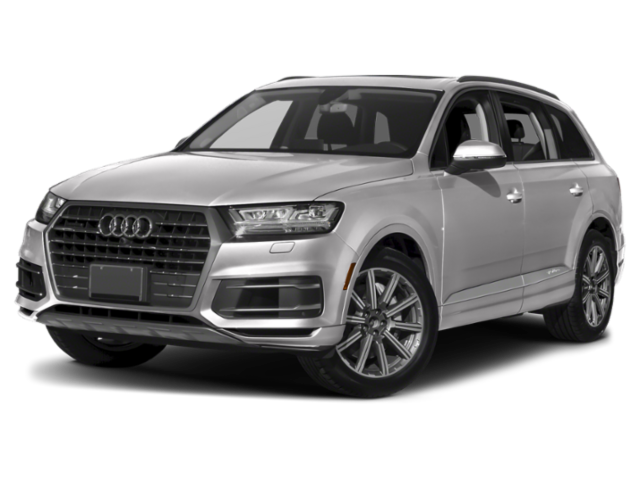 2019 Audi Q7 Comparison Image