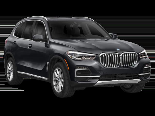 2020 BMW X5 Comparison Image