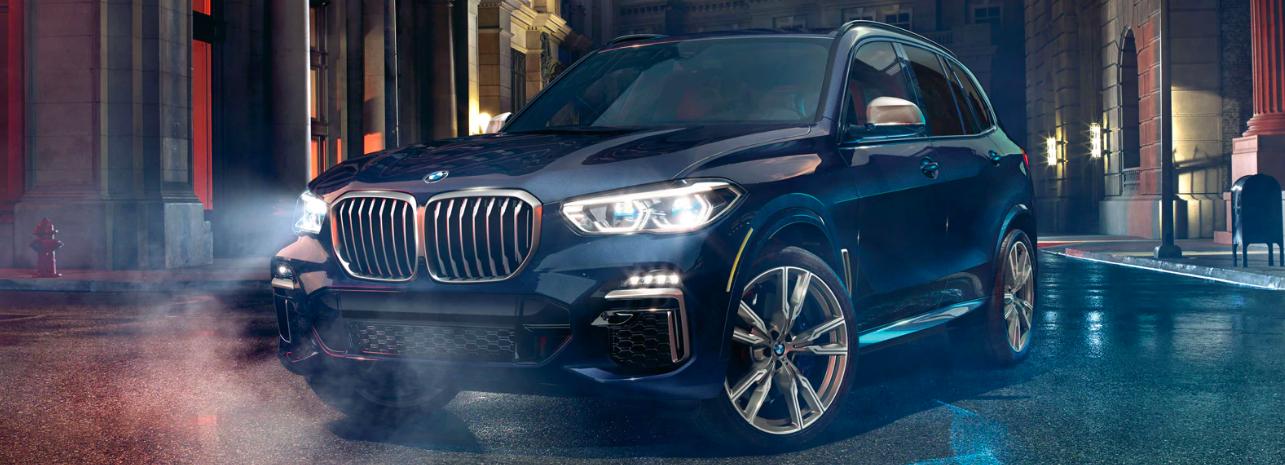 A 2020 BMW X5 with xDrive