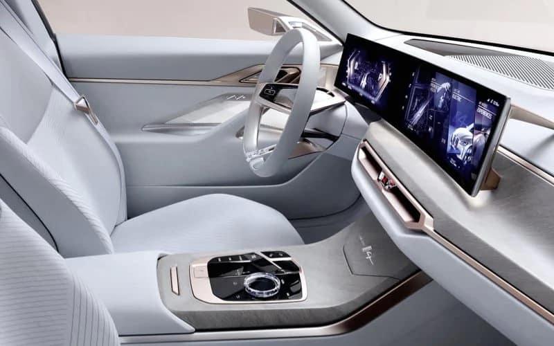 BMW I4 Interior Features