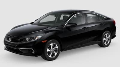 2019 Honda Civic Sedan LX Automatic