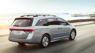 2016 Odyssey LX Auto FWD
