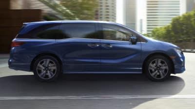 2018 Odyssey LX Auto FWD