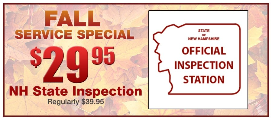 Auto service specials manchester peters honda of nashua for State motors manchester nh