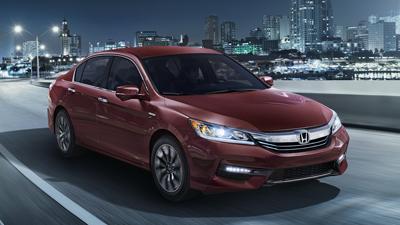 2017 Honda Accord Hybrid Sedan CVT
