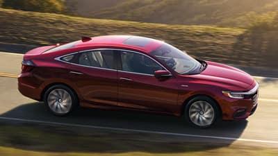 2019 Insight LX Auto FWD
