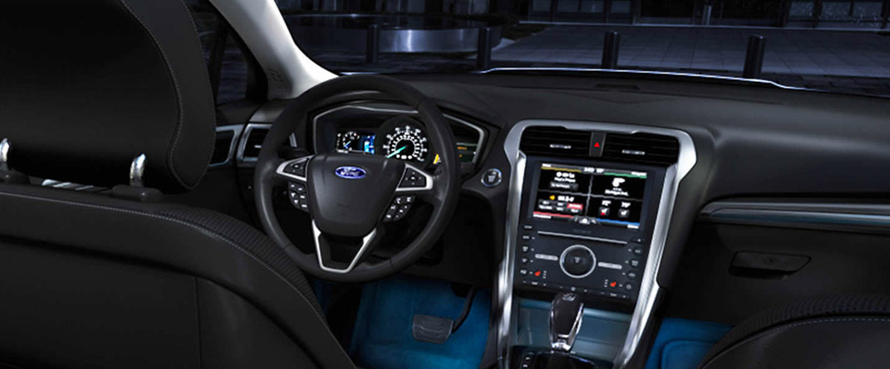 Fusion Interior  ... Great Pictures