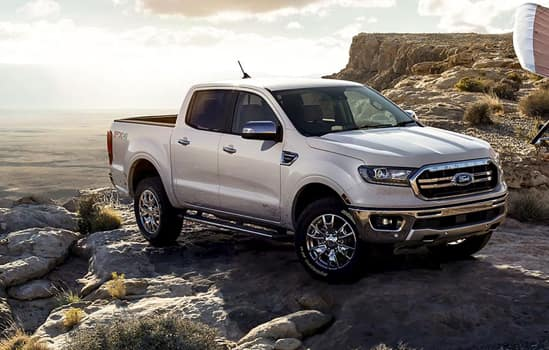 The All-New 2019 Ford Ranger | Port Orchard Ford