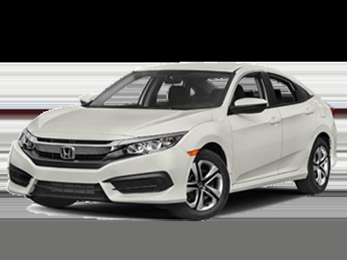 2018 Honda Civic LX A/T