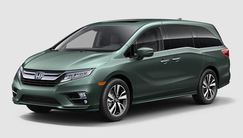 2019 Honda Odyssey - 1.9% APR or $399/month Lease