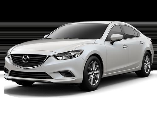 2017 Mazda6 Sport Sedan