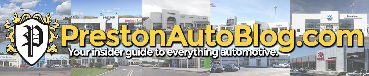Preston Auto Group Blog Auto Dealer