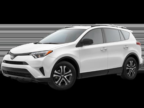 2018 Toyota Rav4 LE FWD!