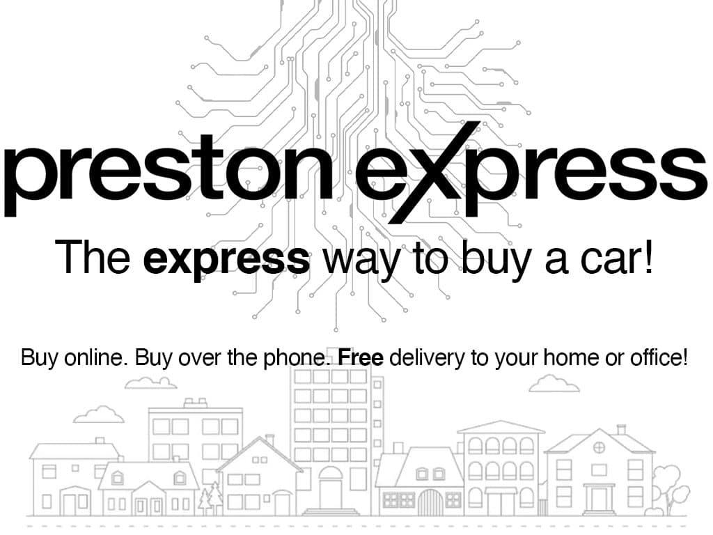 Preston Express Online Car Buying