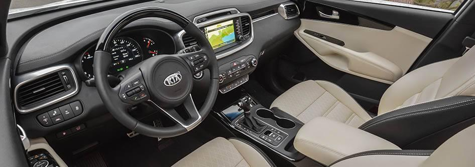 Check Out The All New  Kia Sorento