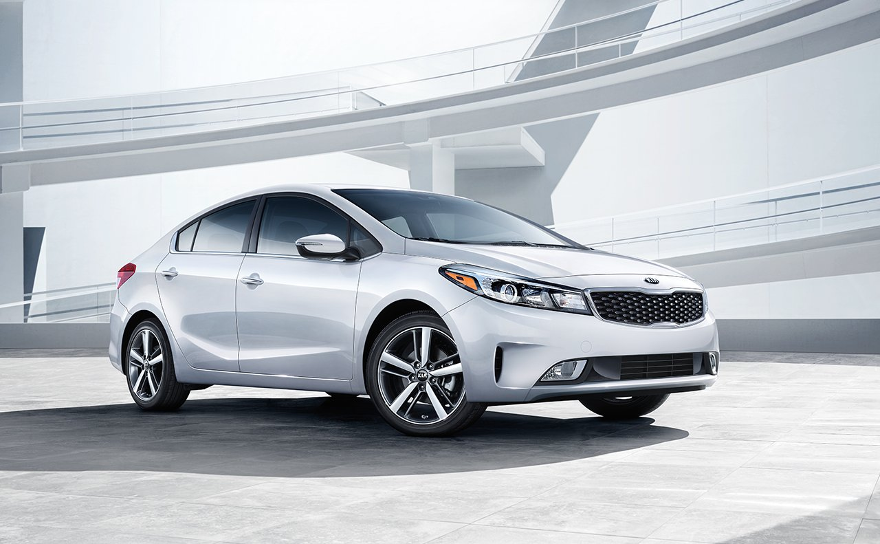 New Forte inventory at Quirk Kia