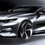 Expect Next-gen Kia Optima at New York Auto Show