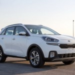 Kia Shows Off New 2015 Kia KX3