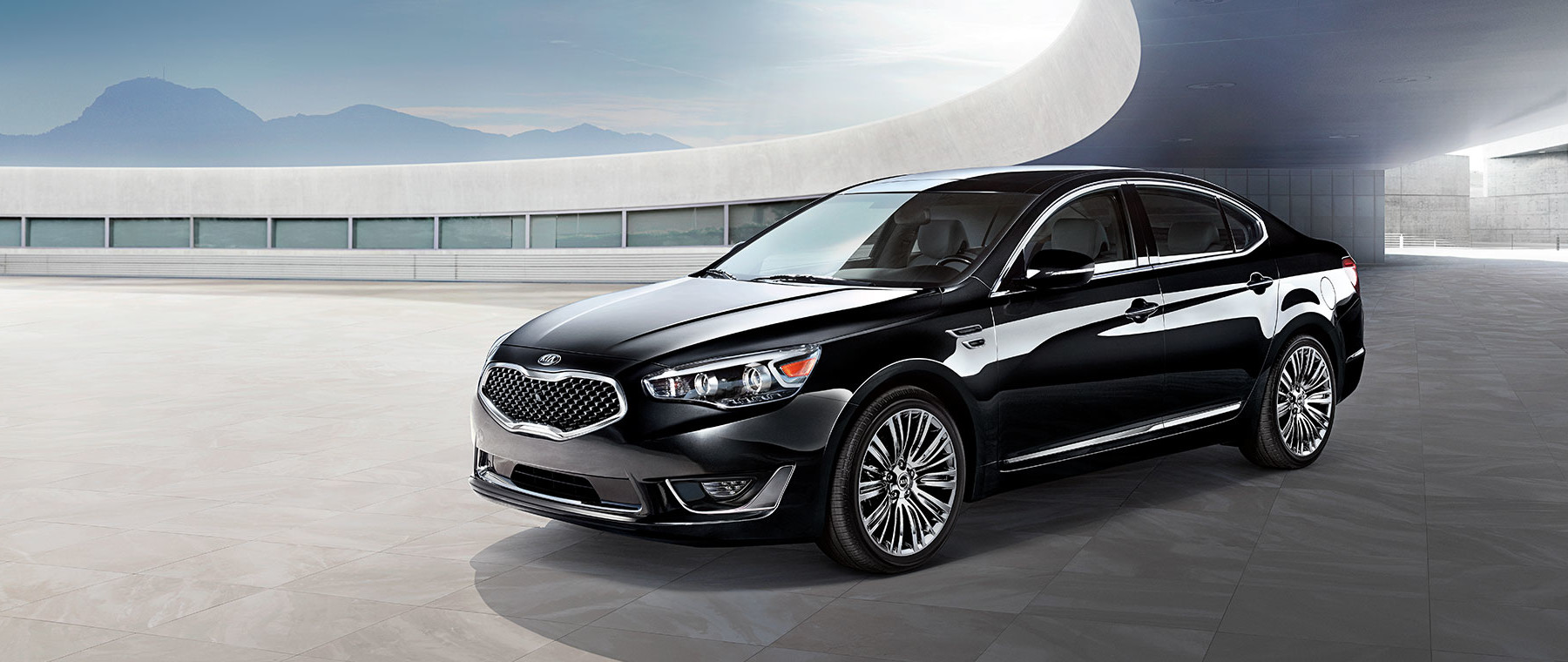New 2016 Kia Cadenza chilling| Quirk Kia in Manchester NH