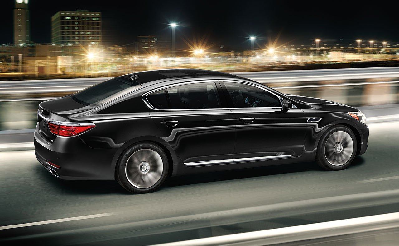 New K900 inventory at Quirk Kia NH