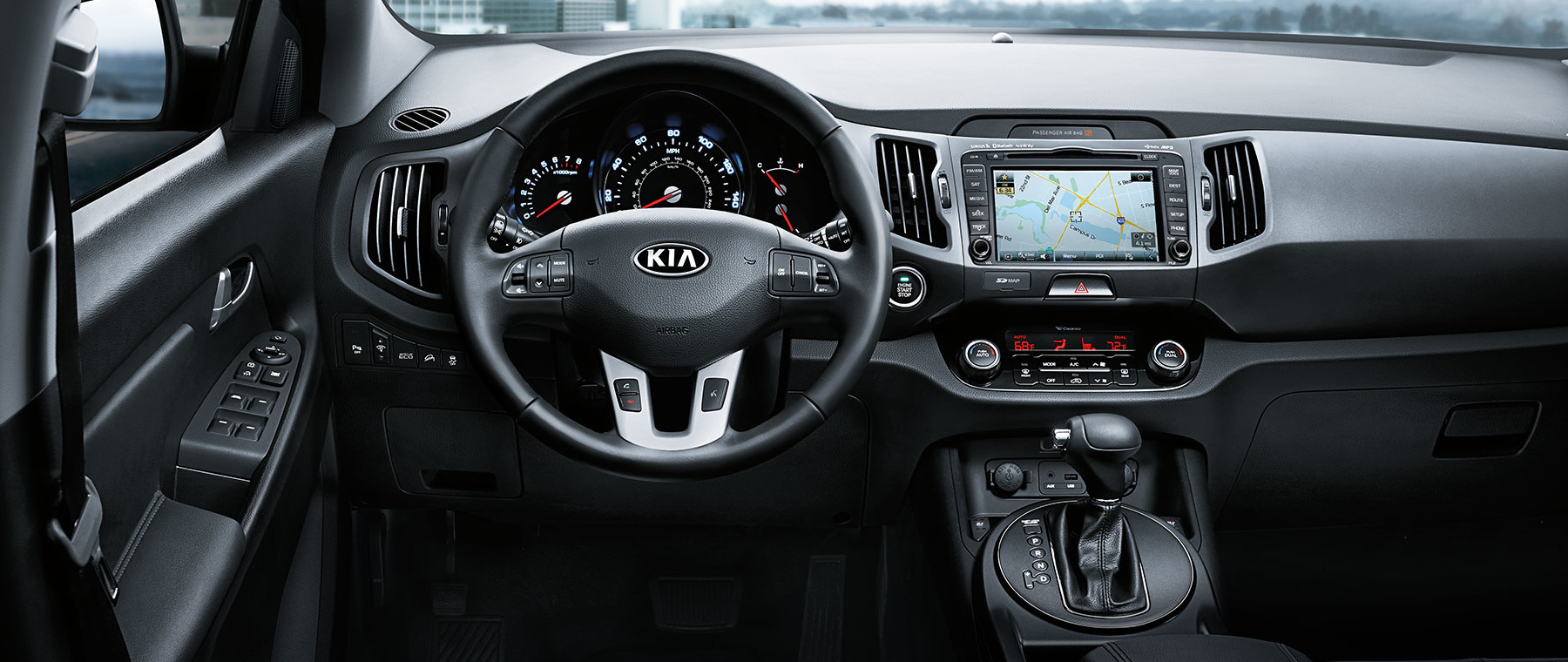 New 2016 Kia Sportage looking | Quirk Kia in Manchester NH