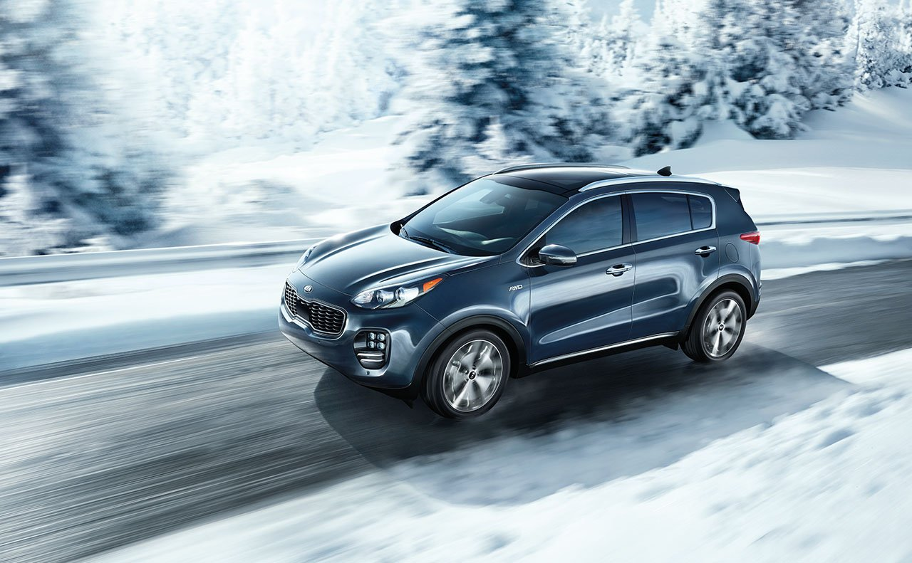 New Sportage inventory at Quirk Kia NH