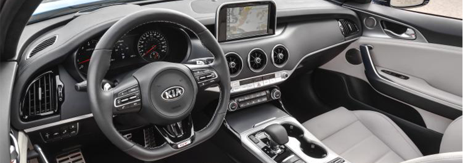 New Kia Stinger Best Lease Offers Prices Near Manchester Nh