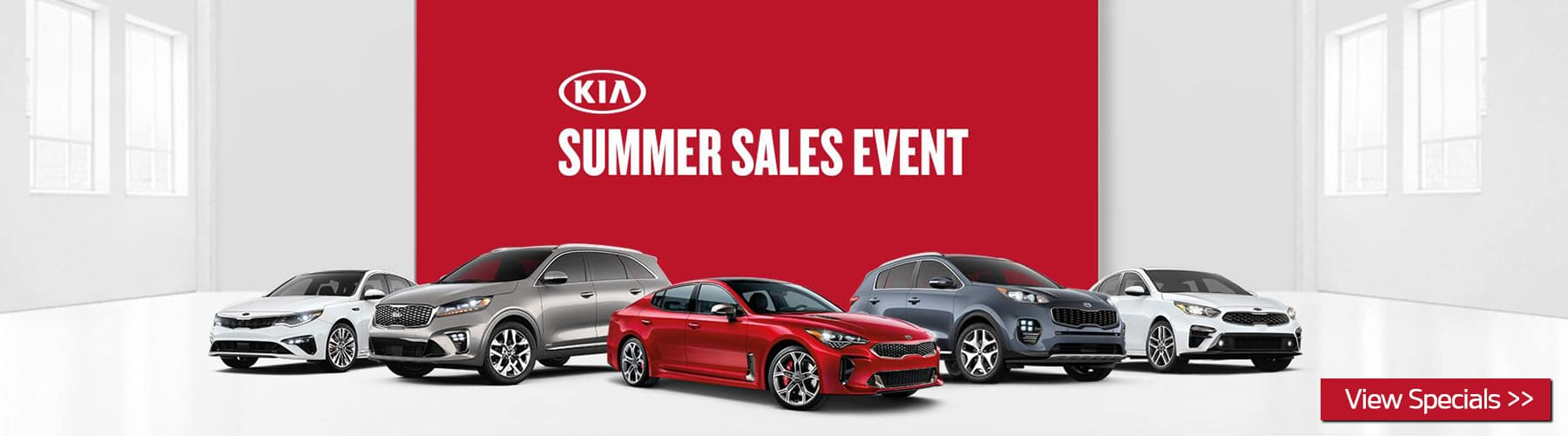 Quirk Kia Lease and Finance Specials