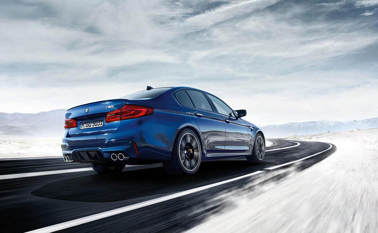 M Mazing The All New Bmw M5 Has Arrived Rallye Bmw